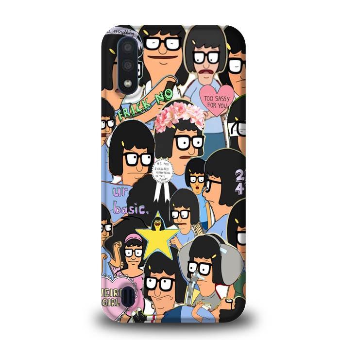 Jual Casing Samsung Galaxy A01 Tina Belcher Collage Bob S Burgers L1494 Kota Semarang Infinity Case Store Tokopedia