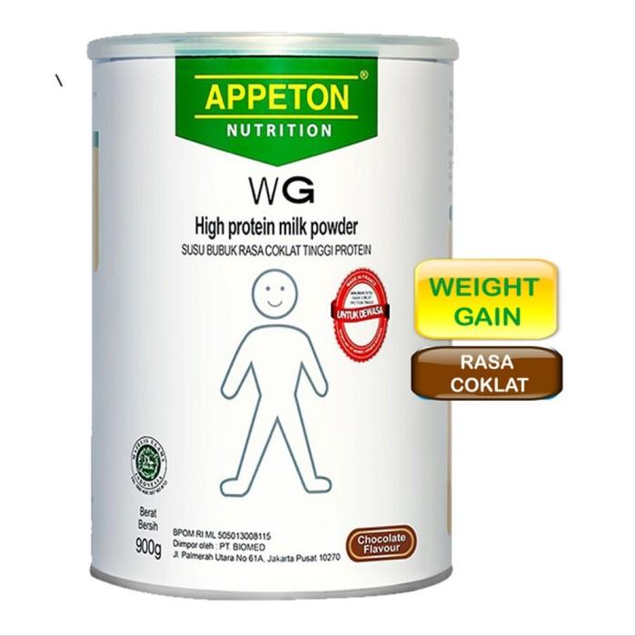 Jual Appeton Weight Gain Adult 900gr Berkualitas Jakarta Utara Edwardferdinand57 Tokopedia