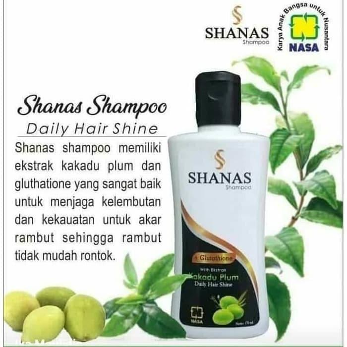 Jual Shanas Shampo Penghilang Kutu Nasa Original Jakarta Barat Suhandi Nasashop Tokopedia