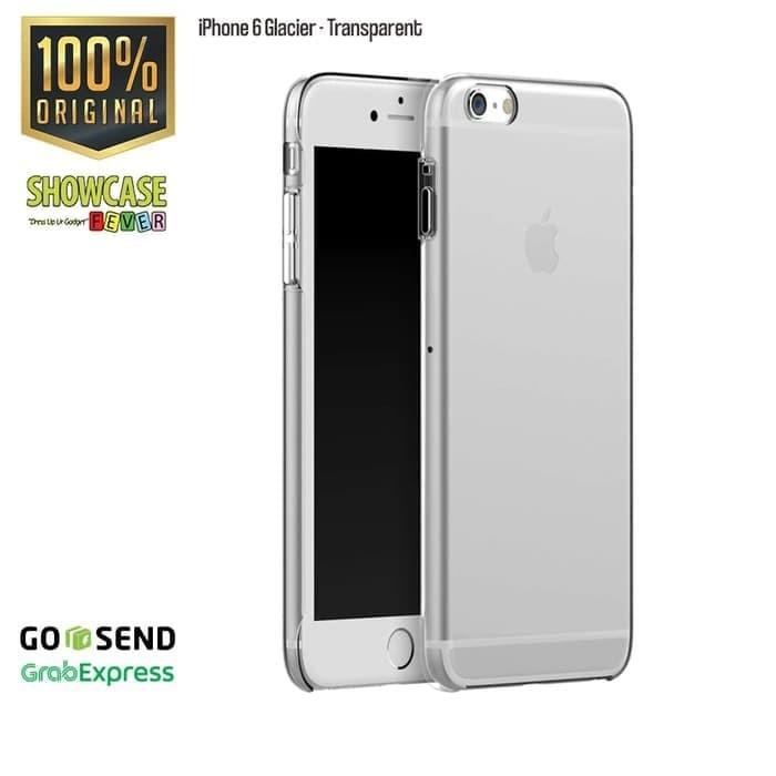 Foto Produk Casing iPhone 6 Hardcase Glacier Original Innerexile Transparent dari showcasefever