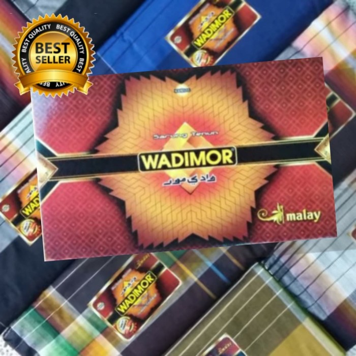Foto Produk Sarung Wadimor dari DAC Mall