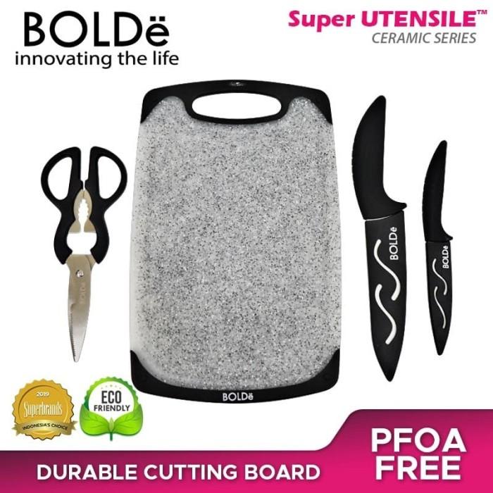 Foto Produk BOLDe Super Utensil Cutting Board Set 3+1 dari BOLDe Official Store