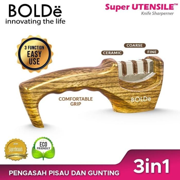 Foto Produk BOLDe Super Utensil Knife Sharpener dari BOLDe Official Store