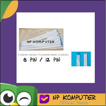 Foto Produk Kabel Touchpad Kabel Flexible touchpad laptop asus - PIN 8 dari np komputer
