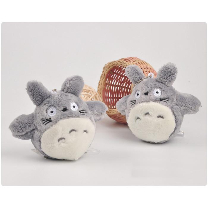 Foto Produk Boneka Totoro Gantungan Kunci Ghibli - totoro polos dari Kawaiiii