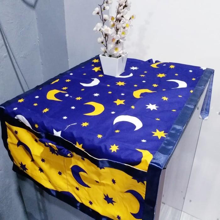 Foto Produk sarung kulkas motif - bulan bintang dari jay acc