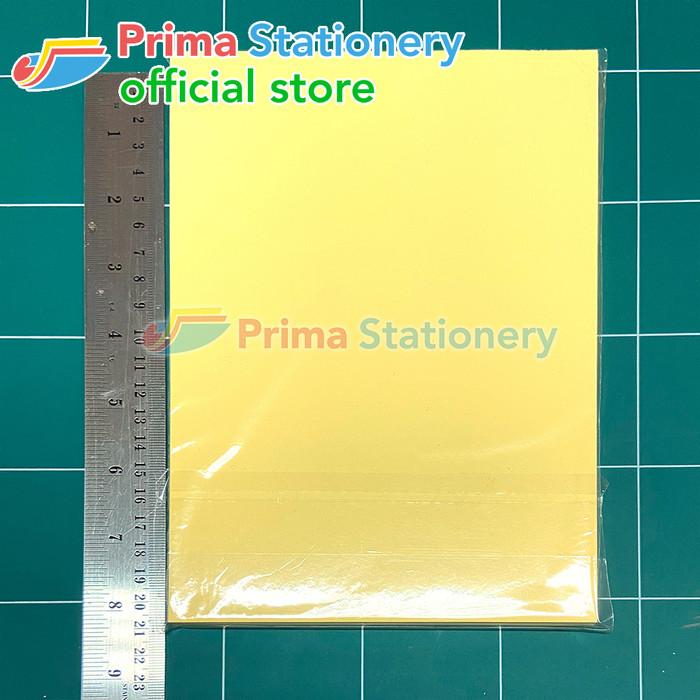 Foto Produk Memo HVS Warna Warni - A5, Random dari Prima Stationery