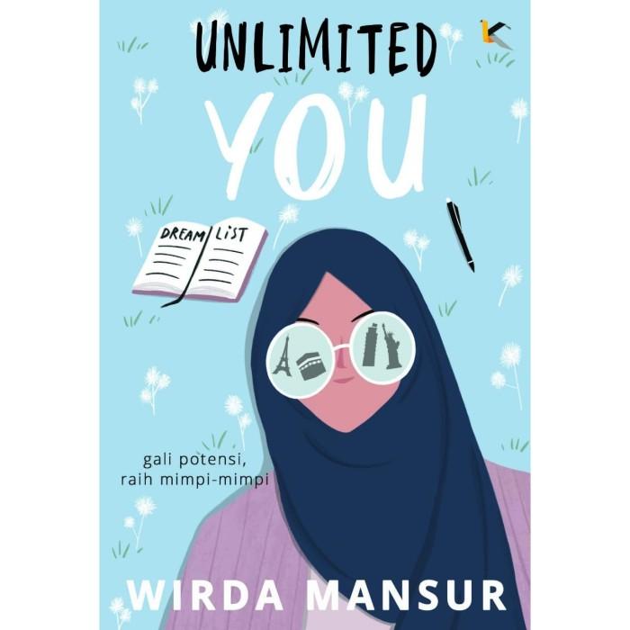 Foto Produk Unlimited You - Wirda Mansyur - Kata Depan dari Republik Fiksi