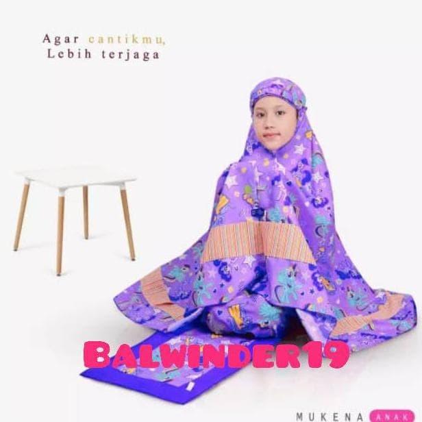 Jual Paling Populer Mukena Anak Kuda Poni Frozen Hello Kitty Lol Jakarta Barat Weda4 Tokopedia