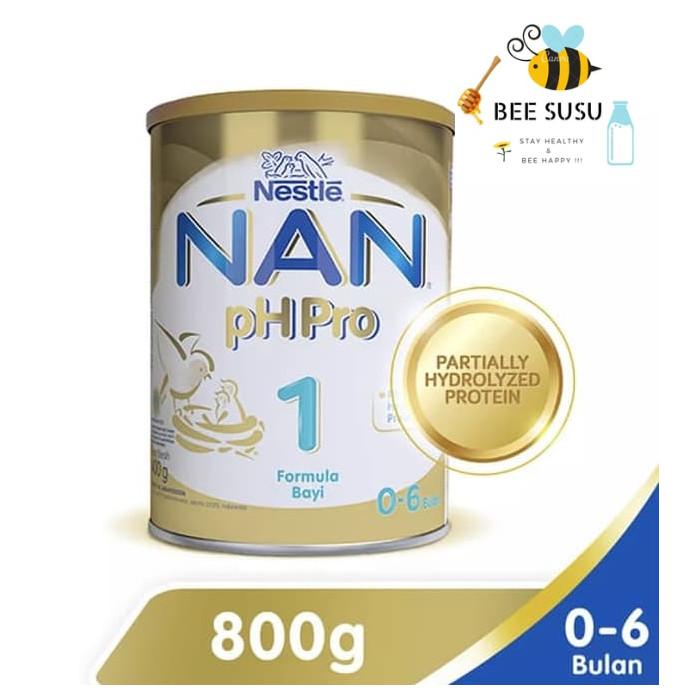 Foto Produk Susu Nestle Nan 1 pH Pro 800g dari BEE Suusuu