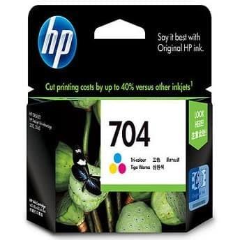 Foto Produk Catridge HP 704 Color HP704 Colour dari PojokITcom Pusat IT Comp