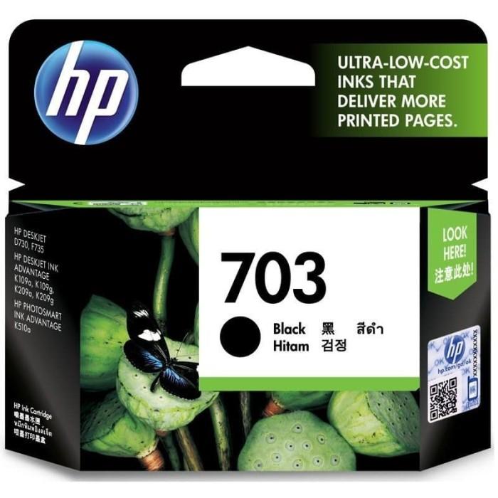 Foto Produk Cartidge HP 703 Black HP703 Black dari PojokITcom Pusat IT Comp