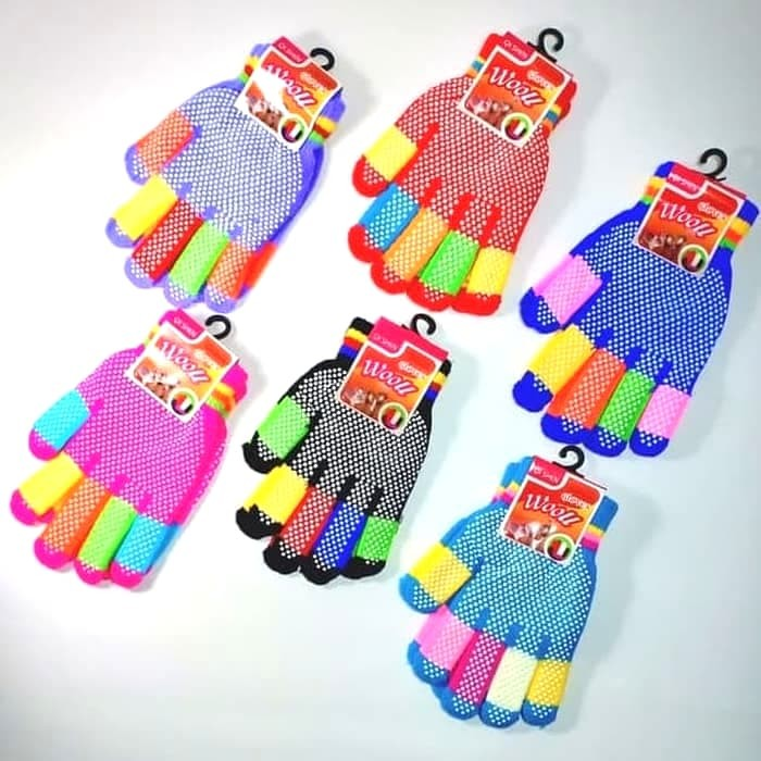 Foto Produk Sarung tangan wanita Anti slip dari Grosirkaosimport