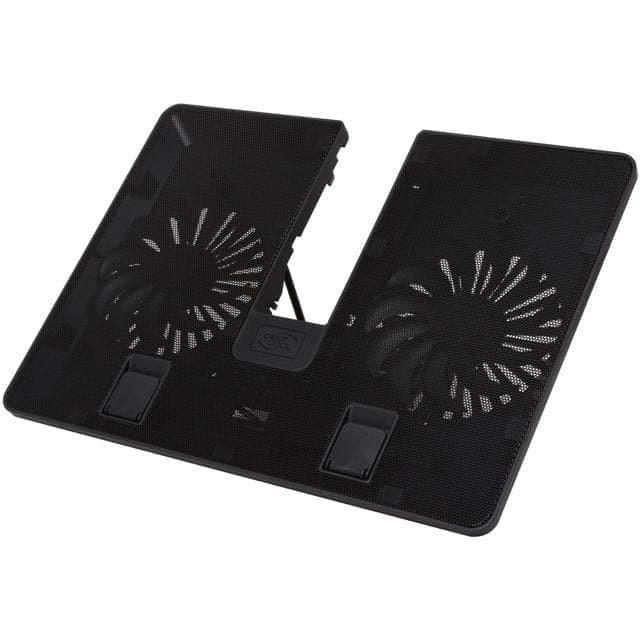 Foto Produk Deep Cool U-Pal / Upal Cooling Pad Fan Coolingpad Notebook Deepcool dari Trinity Official Store