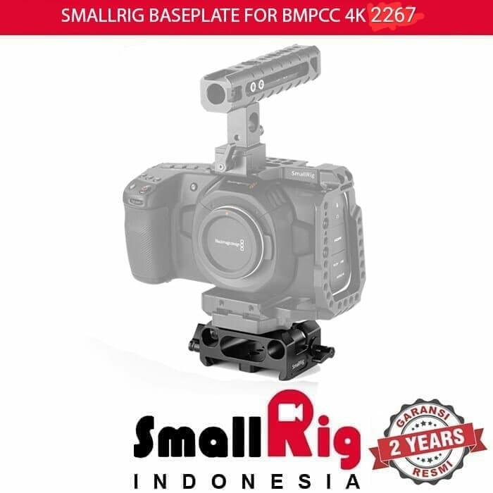 Jual Smallrig Baseplate For Blackmagic Design Pocket Cinema 4k 6k Dbr 2267 Jakarta Pusat Smallrig Indonesia Tokopedia