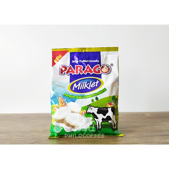 Foto Produk Parago Milklet Milk Tablet Candy 110gr | Permen Susu Tablet dari Philocoffee