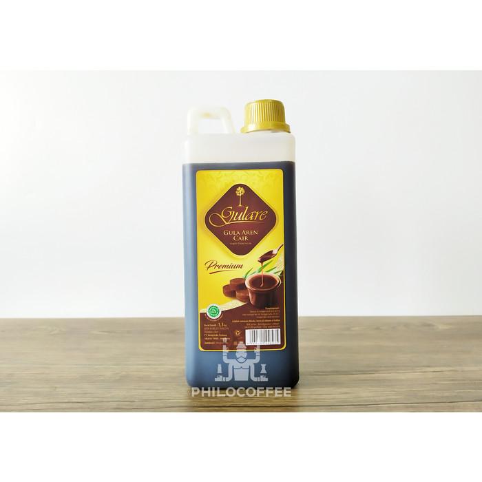 Foto Produk Gulare Palm Sugar Syrup 1,3kg | Gula Aren Cair dari Philocoffee