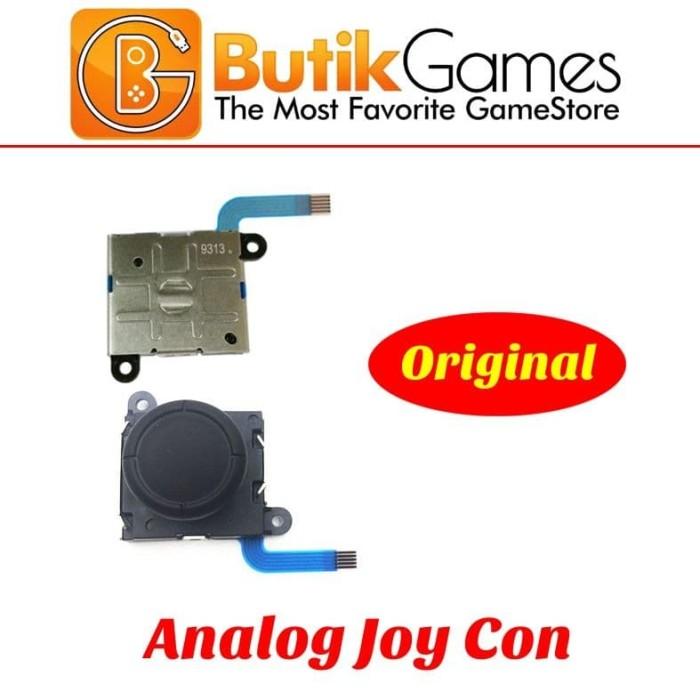 Foto Produk Joy Con Analog Joystick Thumb Stick Replacement Nintendo Switch dari Butikgames