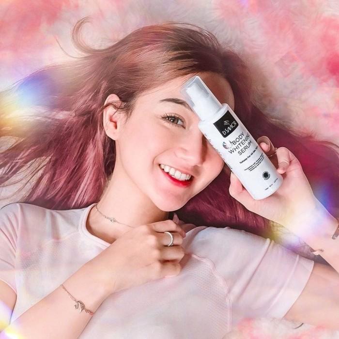 Foto Produk DSavior Body Whetening Serum Pemutih Badan Ampuh dan Cepat BPOM dari Look The Beauty Official