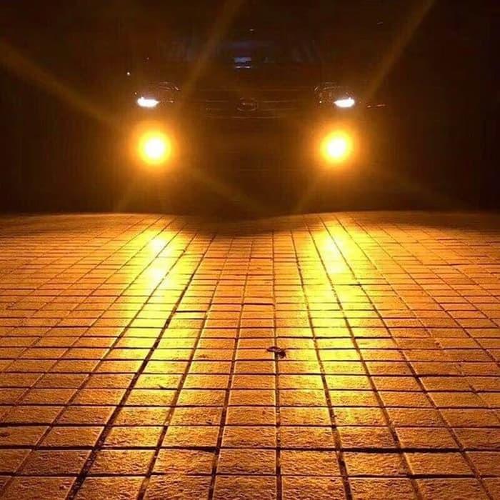 Jual Jual Fog Lamp Mobil Lampu Kabut Led 3 Warna Kuning Putih Biru H11 H4 Jakarta Selatan Store Moser Tokopedia