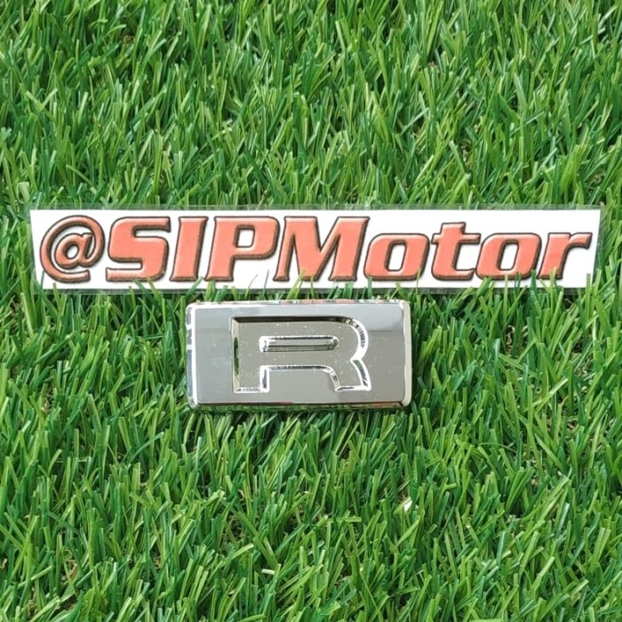 Foto Produk Emblem Logo R Daihatsu Ayla Sigra Xenia Terios dari SIPMotor