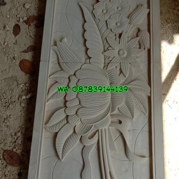 Jual Relief Bunga Batu Paras Kab Gunungkidul Han Ardian Tokopedia