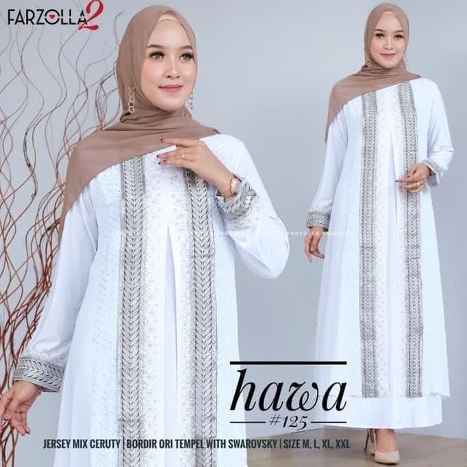 Jual Hot Sale Dress Gamis Terbaru 2020 Hawa 125 Cantik Murah Matt Jersey Jakarta Barat Nugraha98 Tokopedia