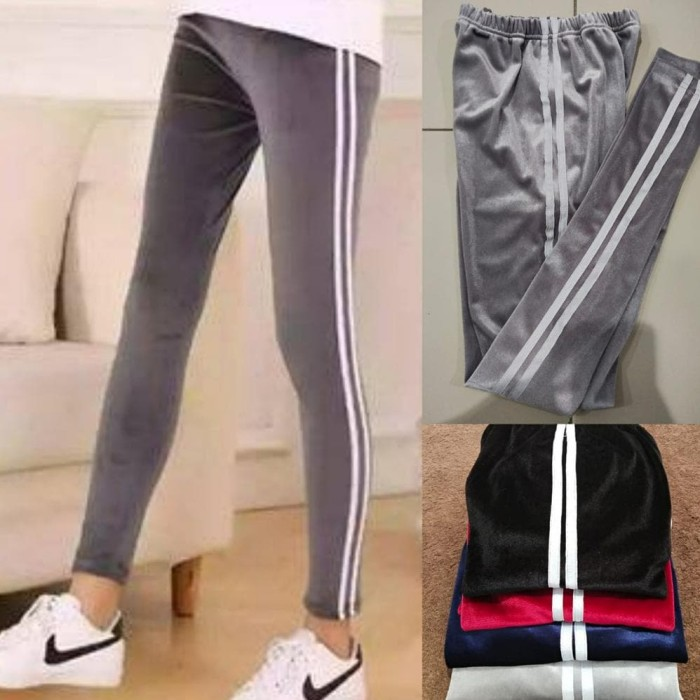 Jual Terbaru Celana Legging Bludru Carlina Fashion Jakarta Barat Bnana Tokopedia