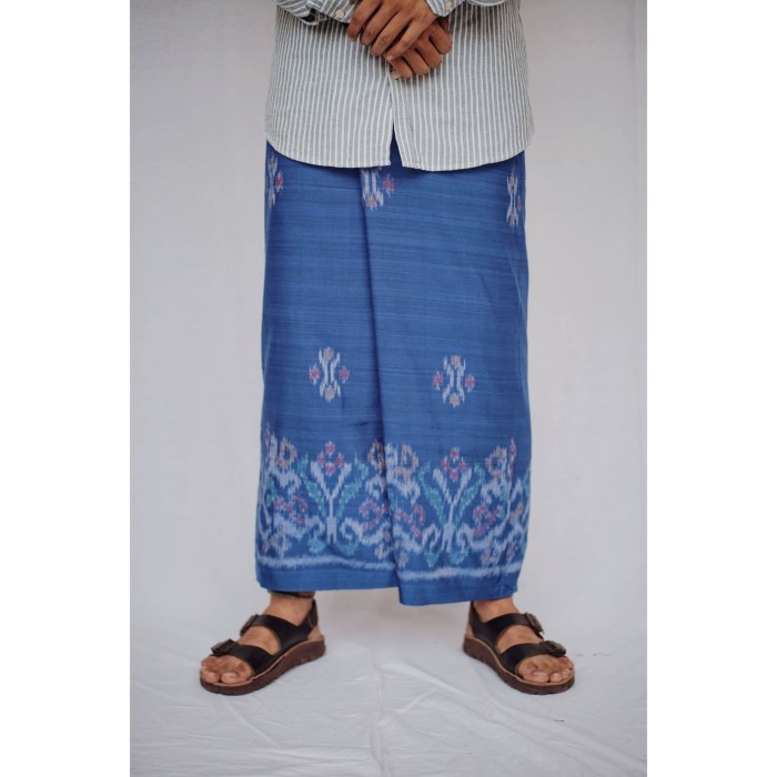 Foto Produk Sarung Tenun Tjap Gotra, High Quality (100% handmade) #TGBR0020 dari Sarung Tenun, Tjap Gotra