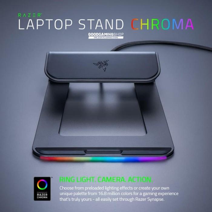 Foto Produk Razer Laptop Stand Chroma dari GOODGAMINGM2M