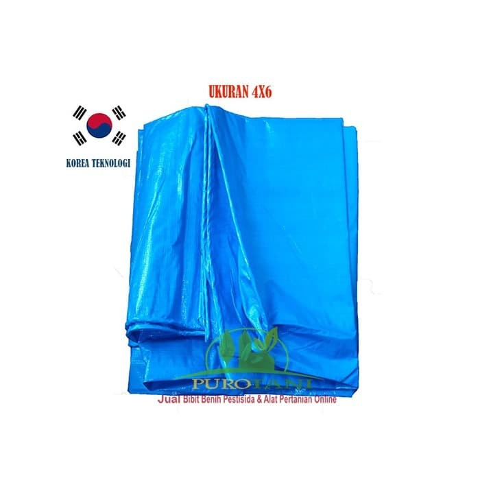 Foto Produk Terpal 4x6 terpal tenda kolam ikan montana korea dari Purotani