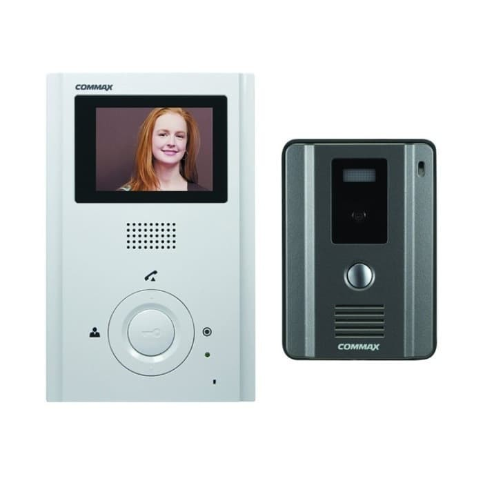 Foto Produk Jual Camera CCTV Video Bell Bel Intercom Interkom Doorphone Door Phone dari Multiplus