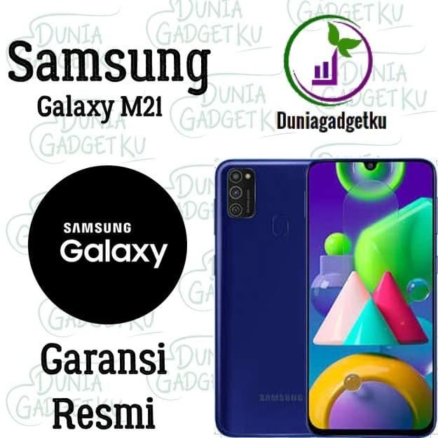 Jual SAMSUNG GALAXY M21 4/64 GB RESMI SEIN - Hitam ...