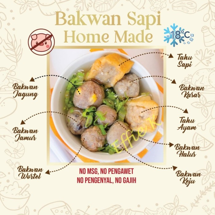 Jual Bakso Bakwan Sapi Ayam Keju Jamur Wortel Jagung Tahu Siomay Siomay Ayam Kota Surabaya Simple Healthy Life Tokopedia