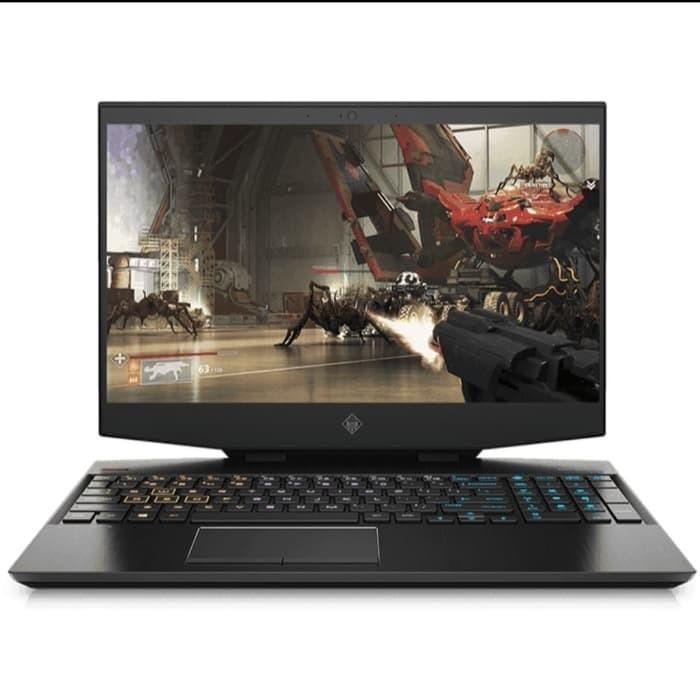 Foto Produk HP Omen 15-dh0180TX i7 9750H 16GB 512ssd + 1TB HDD RTX 2060 6GB W10 dari Top Tech