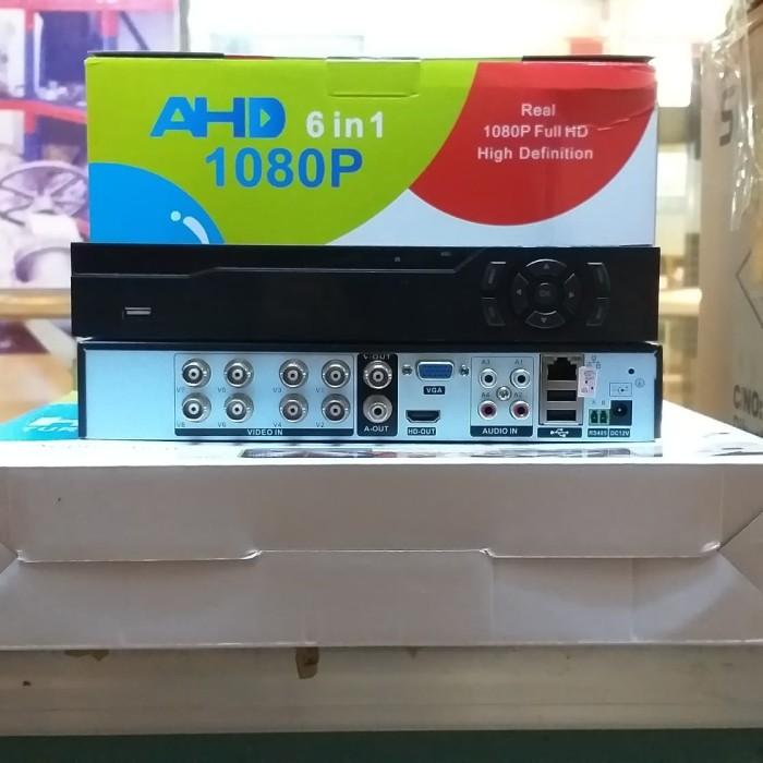 Foto Produk Dvr glenz 8 channel 1080 6 in 1 support semua jenis cctv dari cctvpro