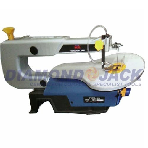 Foto Produk WIPRO - Mesin Scroll Saw 16 Inch - SC 1600 dari Jack Tools