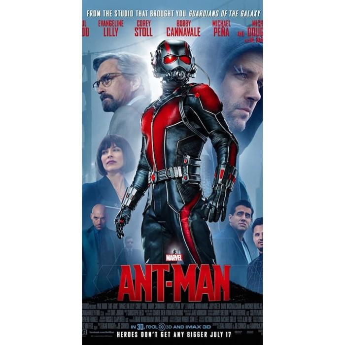 Jual Dvd Koleksi Film Ant Man 2015 Ant Man And The Wasp 2018 Kota Surabaya Jaya Abadi Kertas Atk Tokopedia