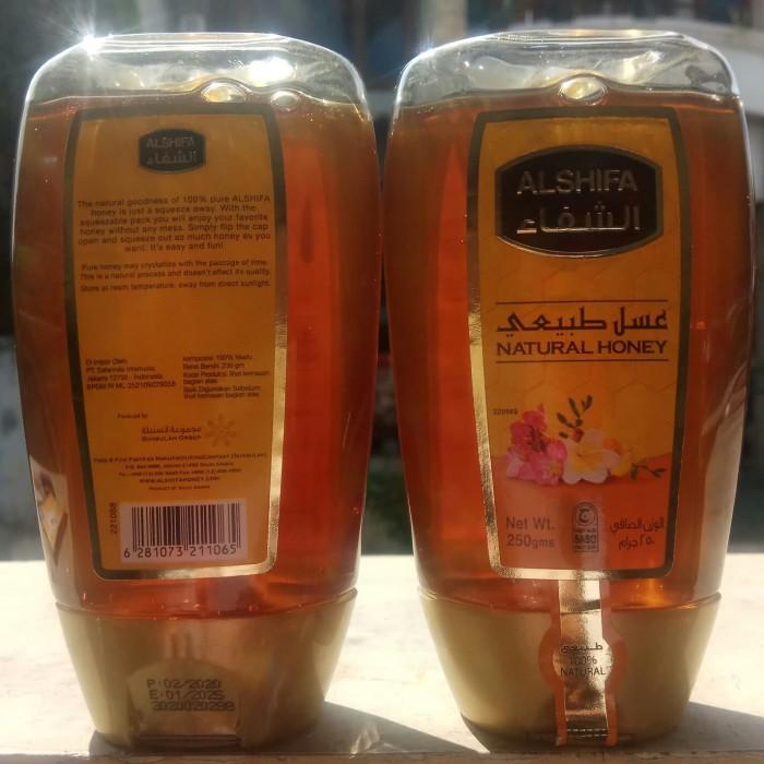 Foto Produk Madu Alshifa 250gr Madu Al shifa 250gr Madu Alshifa 250 gr dari harga grosir 01