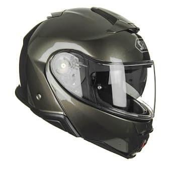 Foto Produk Helm Shoei Neotec 2 Metallic Anthracite Double Visor Free Pinlock dari Juragan Helm ID