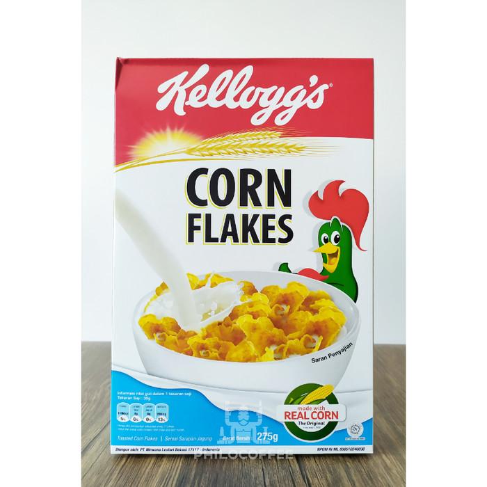 Foto Produk Kellogg's Corn Flakes 275gr | Makanan Sereal dari Philocoffee
