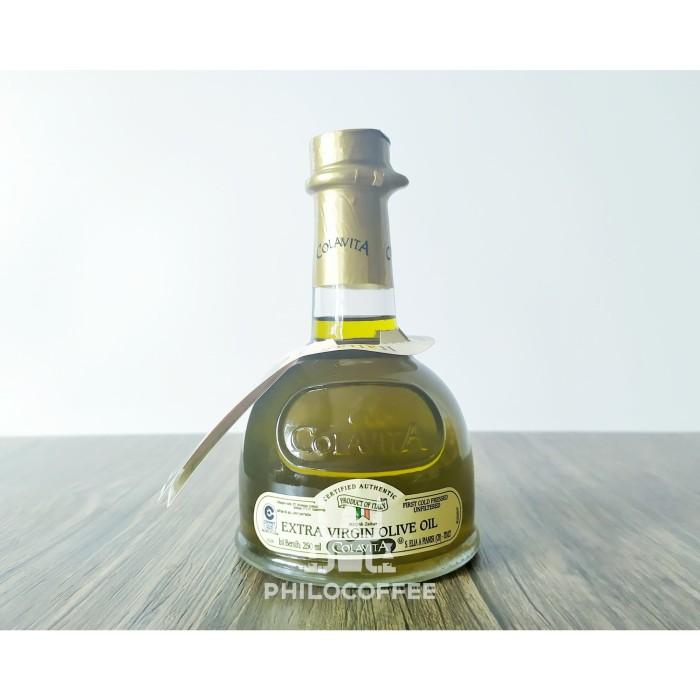 Foto Produk Colavita Extra Virgin Olive Oil 250ml | Minyak Zaitun dari Philocoffee
