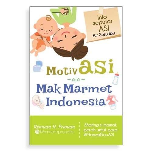 Foto Produk MotivASI ala Mak Marmet Indonesia - Rennata H. Pranata - Visimedia dari Republik Fiksi
