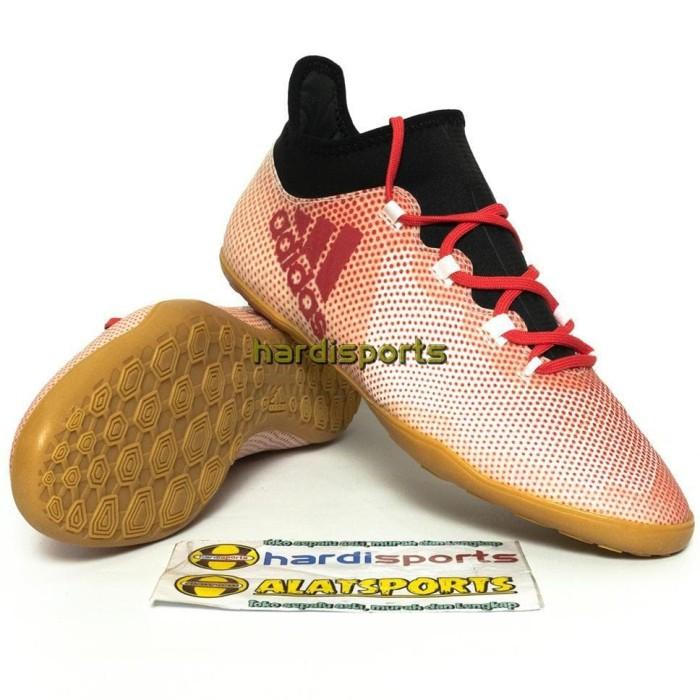 Por cierto Repulsión Enriquecimiento  Jual Sepatu Futsal Pria Adidas X Tango 17.3 IN CP9140 - Ashgre ORIGINAL -  Jakarta Barat - tonoadi | Tokopedia