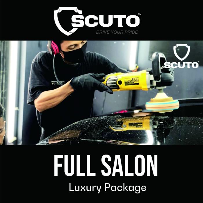 Foto Produk FULL SALON | LUXURY dari scuto nano ceramic