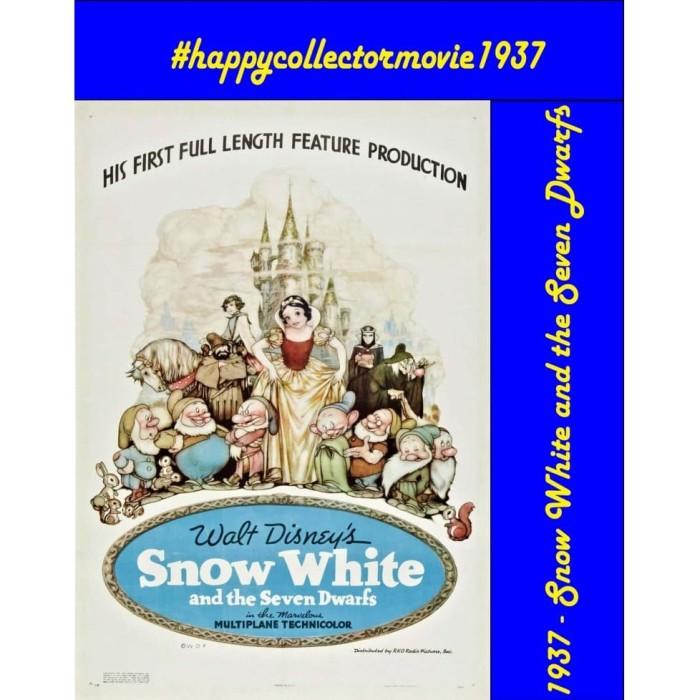 Jual Dvd Snow White And The Seven Dwarfs 1937 Jakarta Selatan Happyc Shop Tokopedia