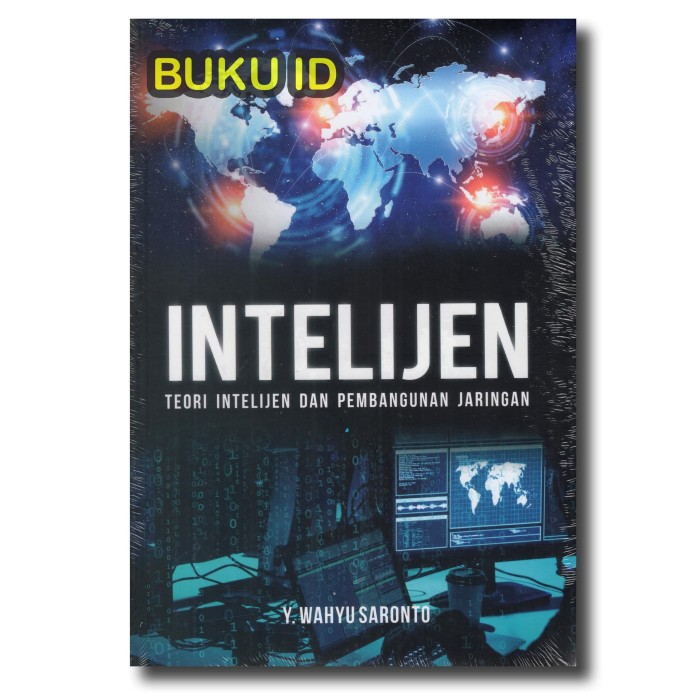 Foto Produk Buku Intelijen, Teori Intelijen Dan Pembangunan Jaringan Edisi IX dari Buku ID