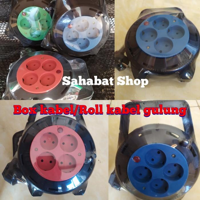 Foto Produk Box roll kabel gulung Serbaguna dari Sahabat ShopTP