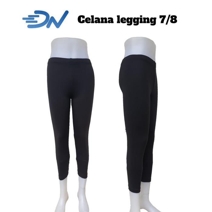 Jual Legging Wanita Warna Hitam Celana Olahraga Legging Cewe Celana Yoga Hitam Xl Kota Tangerang Zulfasportwear Tokopedia