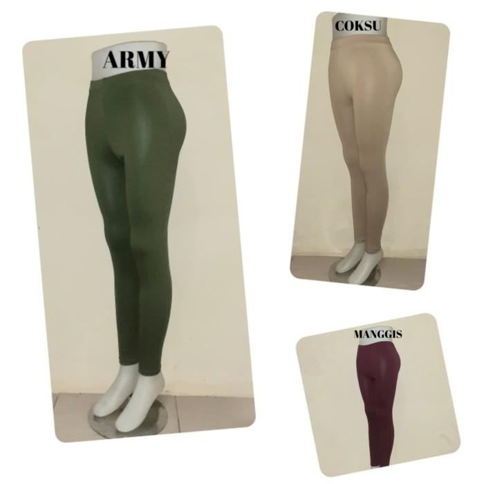 Jual Legging Wanita Spandex Licin Gym Fitnees Kota Tangerang Lbjunderwear Tokopedia